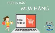 Hướng dẫn mua hàng online của Hệ Thống Giám Sát